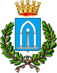Auto blu Pietrasanta