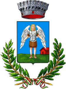 Stemma comunale di Sant'Angelo Lodigiano